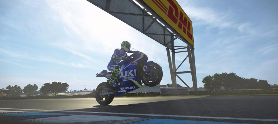 MotoGP™17 Challenge #6 Best Lap & Winners