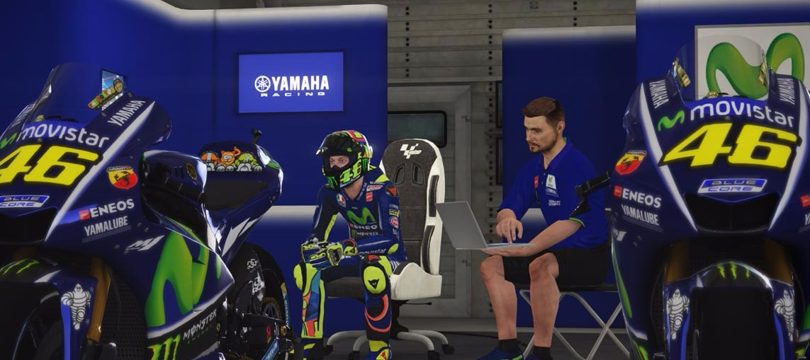 MotoGP eSport Qualifying Session off to a flying start