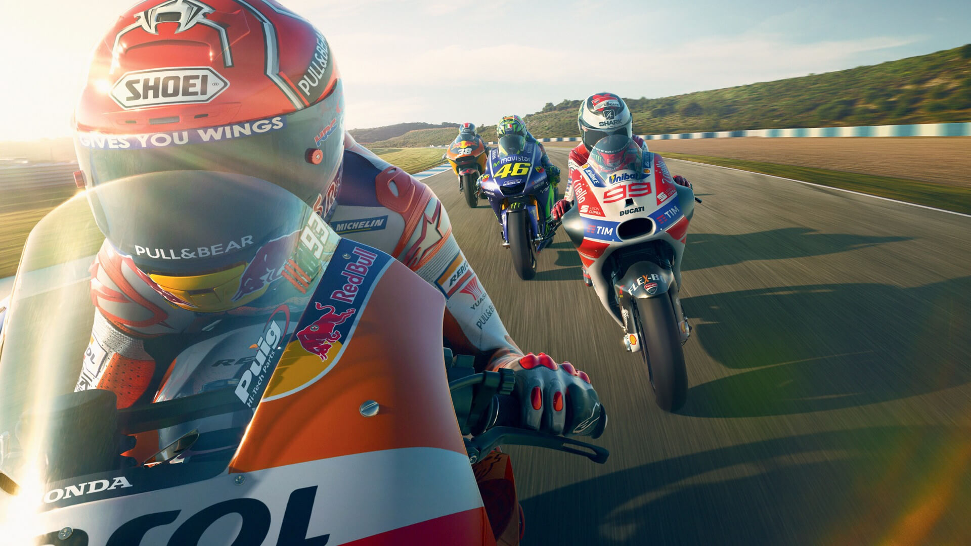 The wait is over: Join the action with MotoGP™17