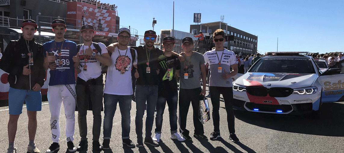 VIP trip of a lifetime for the MotoGP™ eSport Finalists.
