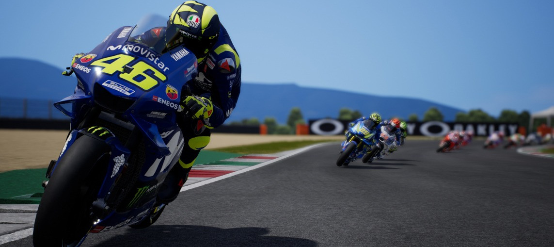 Demo Lap: Rossi shows us how it's done at Mugello!