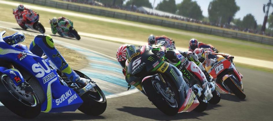 Iannone & Suzuki Comparison lap – MotoGP™17 game vs MotoGP™ real