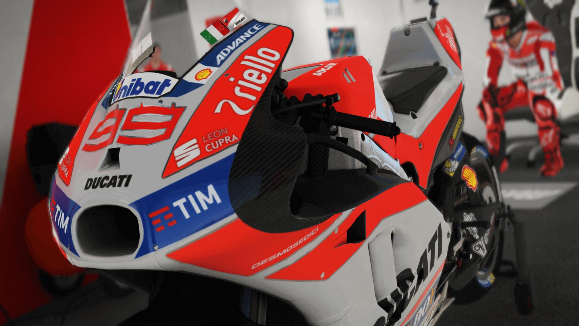 Take control – Lorenzo vs Misano for MotoGP™ eSports Challenge #4