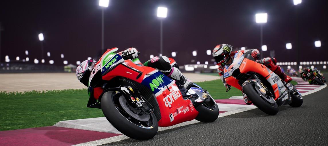 Learn Losail on MotoGP18 with Aleix Espargaró
