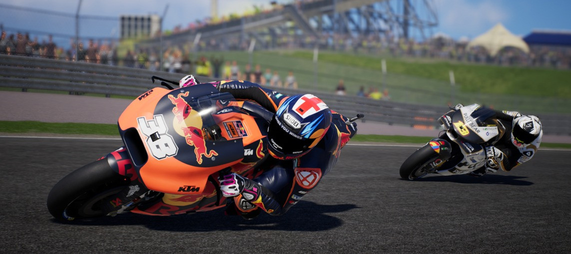 Smith comparison lap: MotoGP18 vs real life!