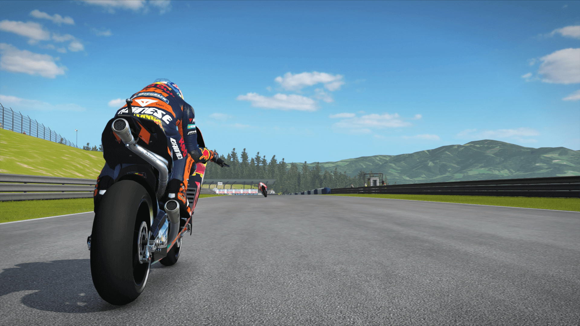 Demo Lap: Pol Espargaró at Red Bull Ring on MotoGP17