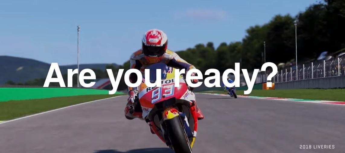 MotoGP™19 videogame – Announce Trailer