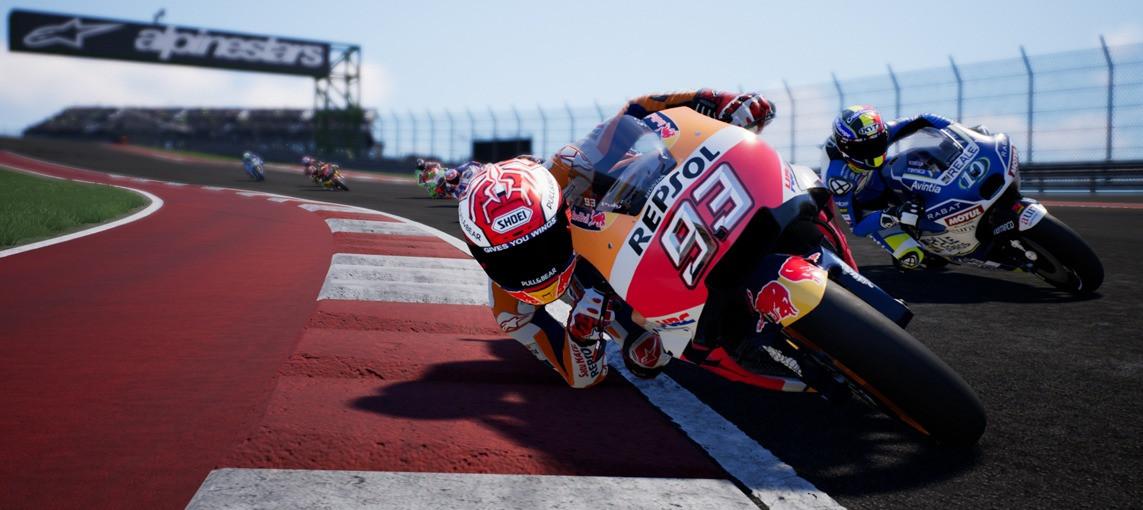 MotoGP™18 now on sale!