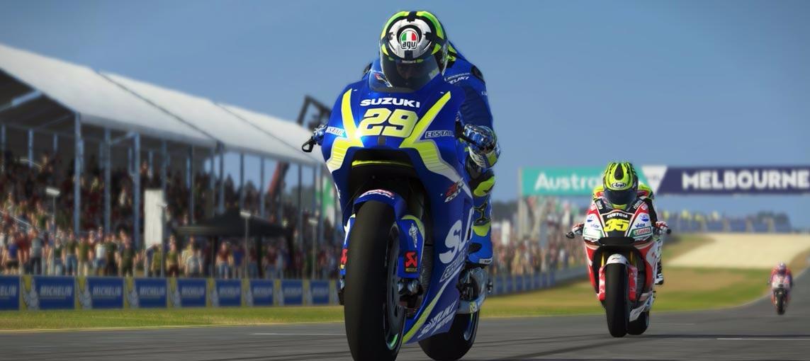 Demo Lap: Iannone at Phillip Island GP Circuit on MotoGP™17