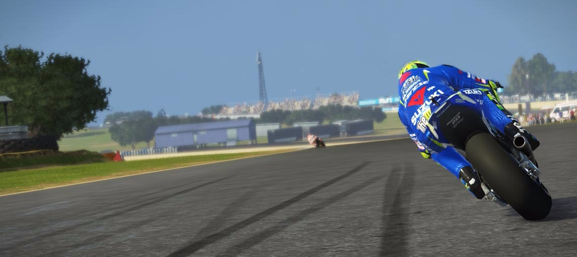 Andrea Iannone takes on Australia with MotoGP™17