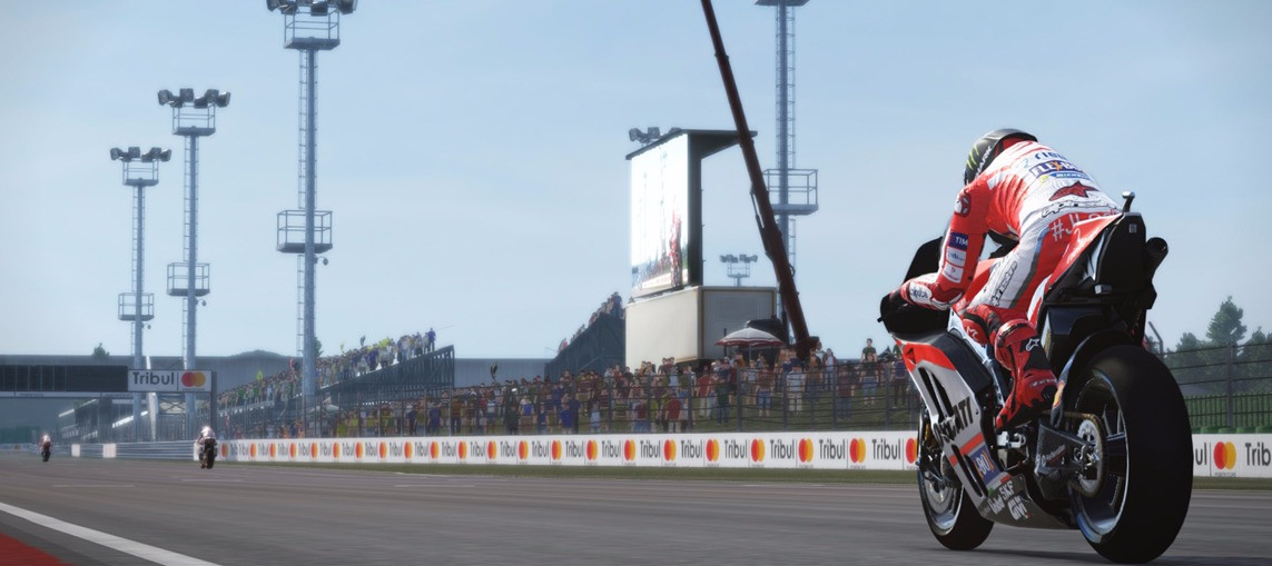 Demo Lap: Jorge Lorenzo at Misano on MotoGP17