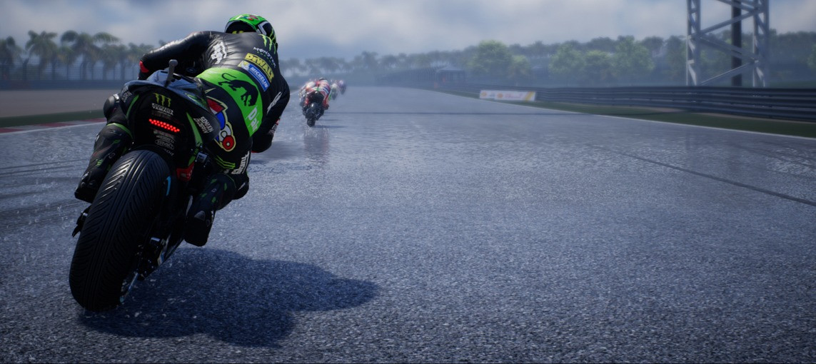 Which riders starred in Sepang?