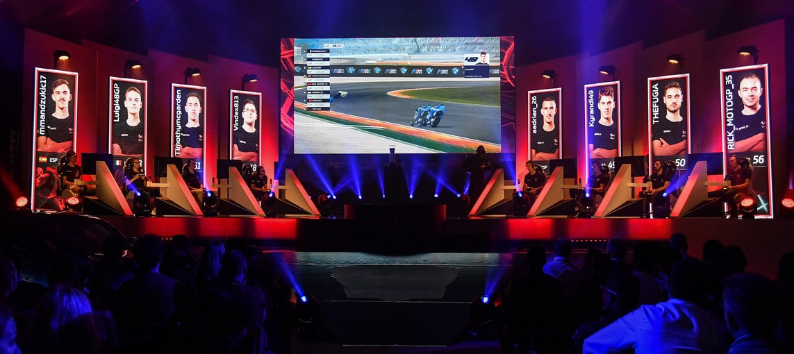 Dorna Sports partners with Lenovo™ for MotoGP™ eSport Championship
