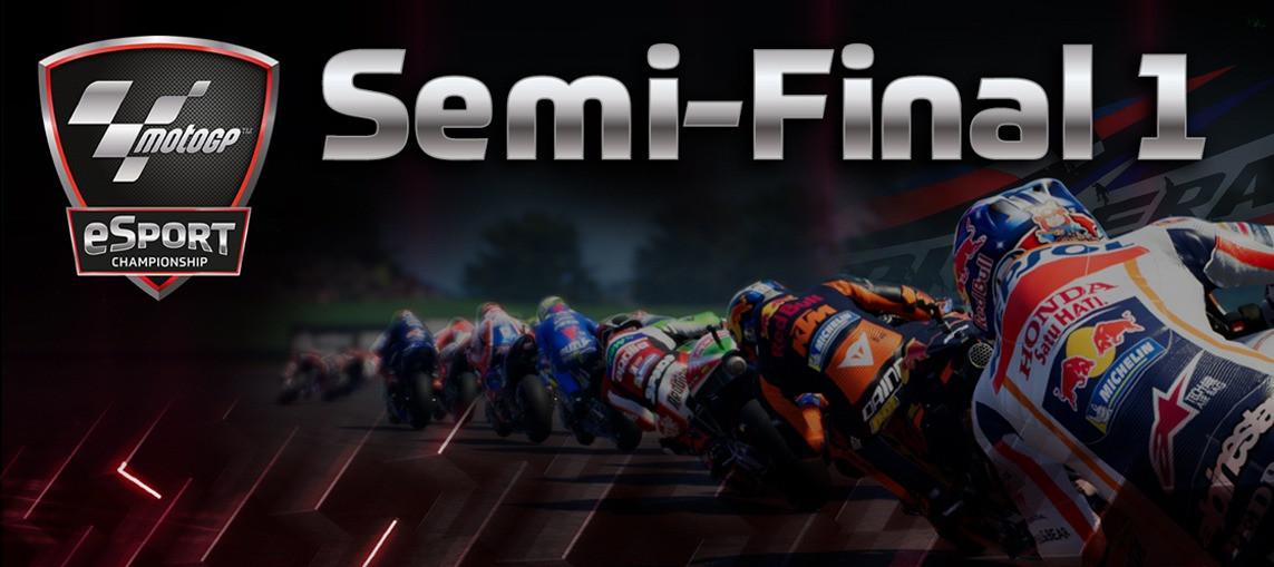 MotoGP™ eSport Championship Semi-Final 1: where to watch