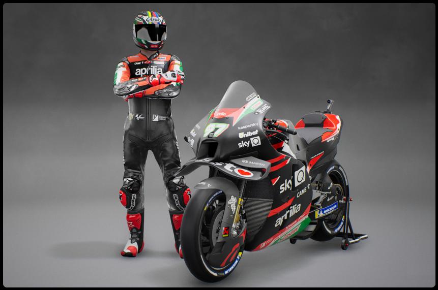 Rider moto